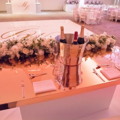 Mollineau Weddings & Events: Smoothing Over Last-Minute Changes.