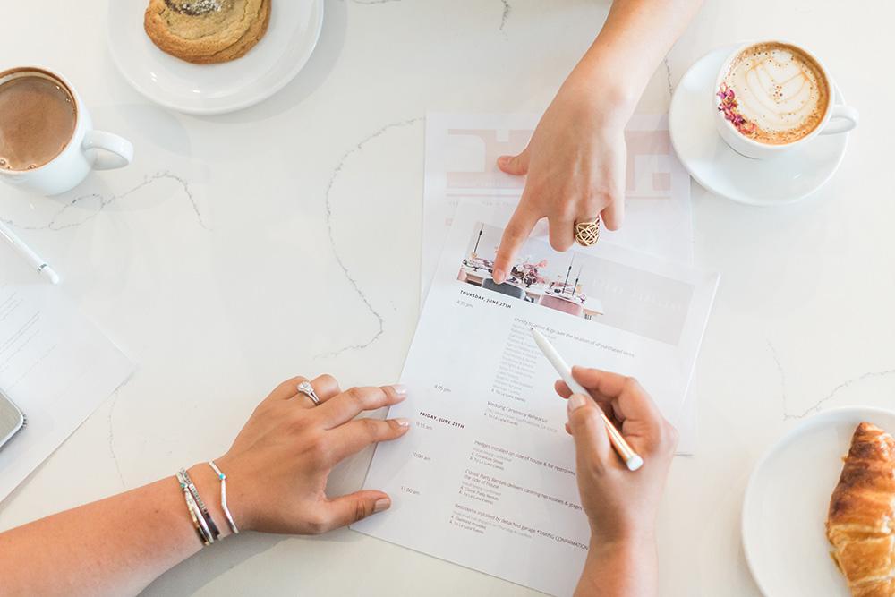 Wedding Consultation London