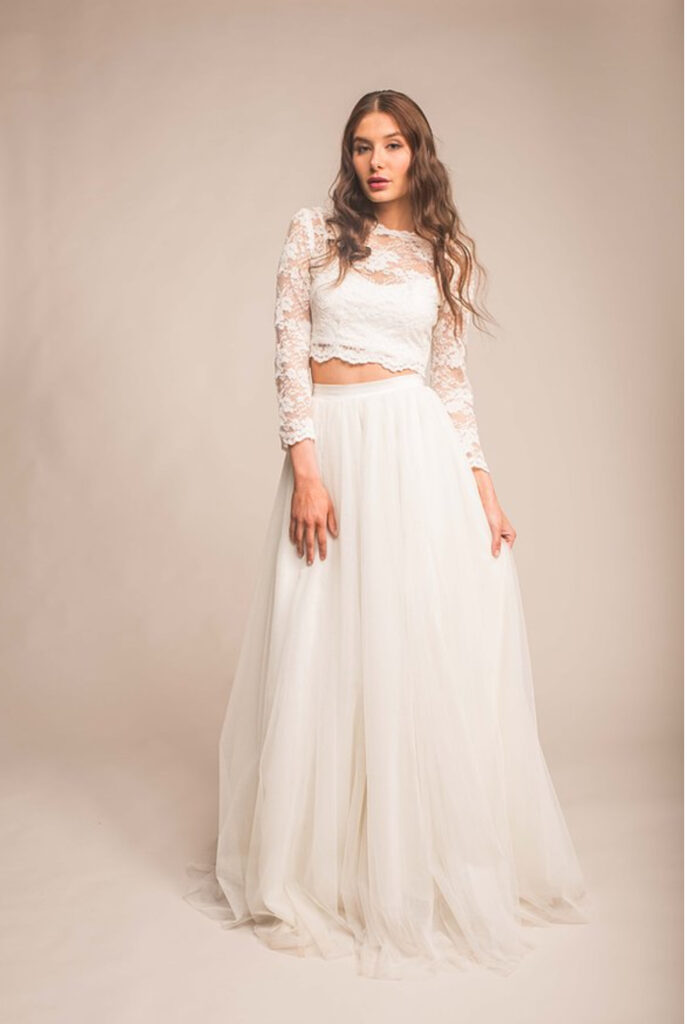 Suzanne Harrington - Where to buy a wedding dress in East London