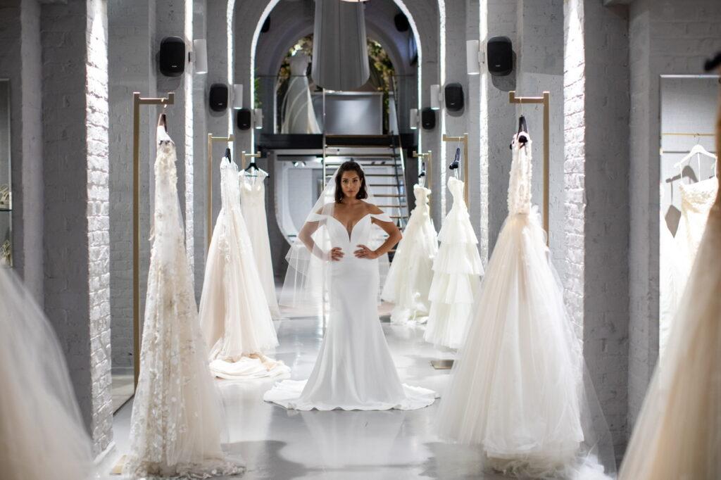 Where To Buy A Luxury Designer Wedding Dress London