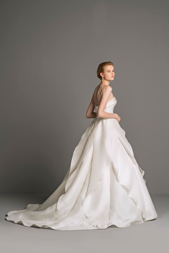 Where to buy an exclusive wedding dress in London